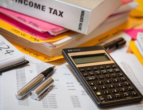 Comment déclarer la feuille d'Impôts 2021